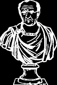 Vespasiano Busto Blanco